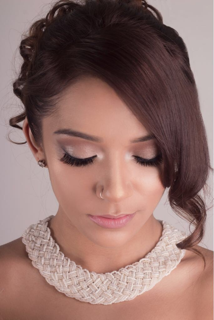 Sidcup and Welling Bridal Hair and Makeup Service